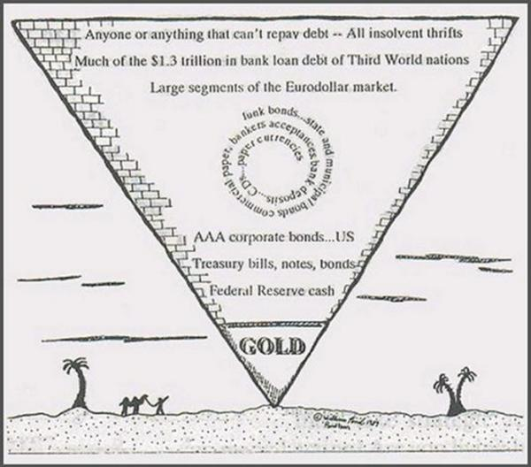 Piramide di Exter originale