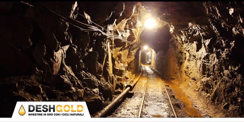 come comprare azioni minerarie