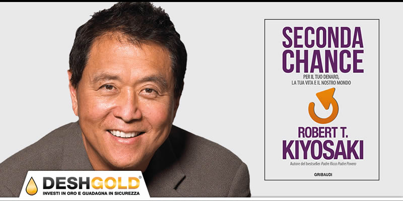 Libro Seconda Chance di Robert Kiyosaki