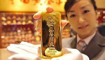 cina entra nel fixing dell'oro