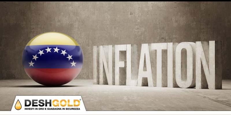 inflazione in venezuela