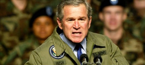Bush iraq war