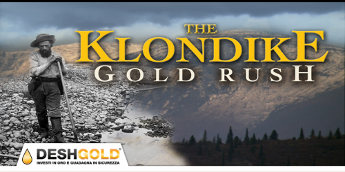 corsa all'oro nel Klondike