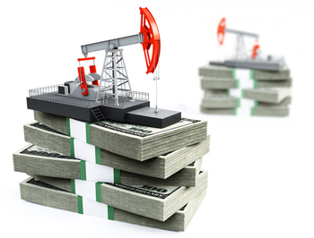 dollari in cambio di petrolio