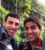 io e Amit