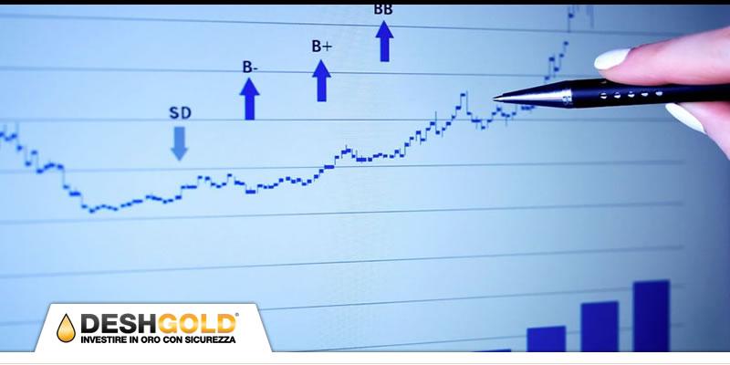 oro non sale solo con inflazione