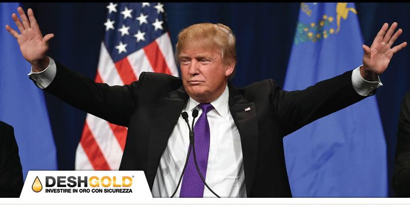 Donald Trump è il nuovo presidente degli Stati Uniti