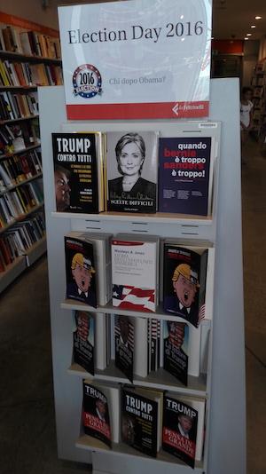 libri di Trump