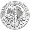 Silver Austrian Philarmonic moneta d'argento