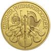 Gold Austrian Philarmonic moneta d'oro