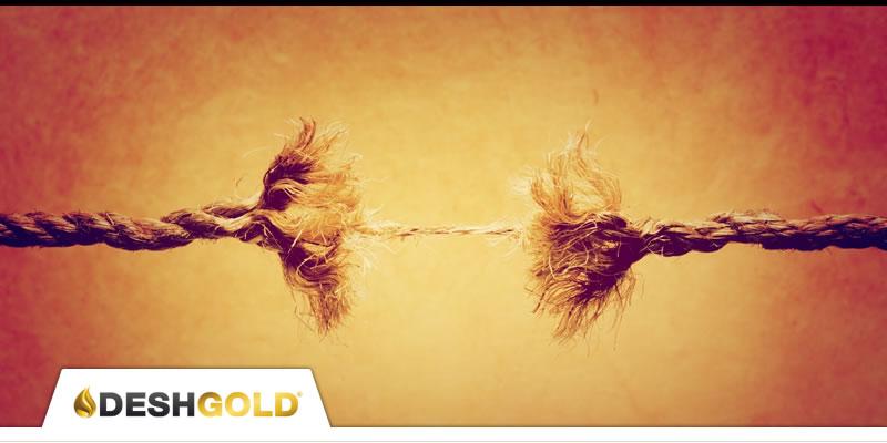 quando mollare oro finanziario